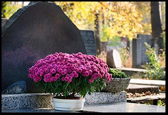 begraven begrafenis